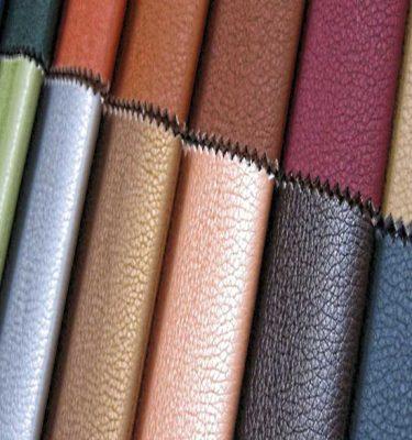 Ткани и кожа для мебели